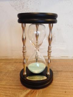 画像1: Goworks 星座砂時計・みずがめ座